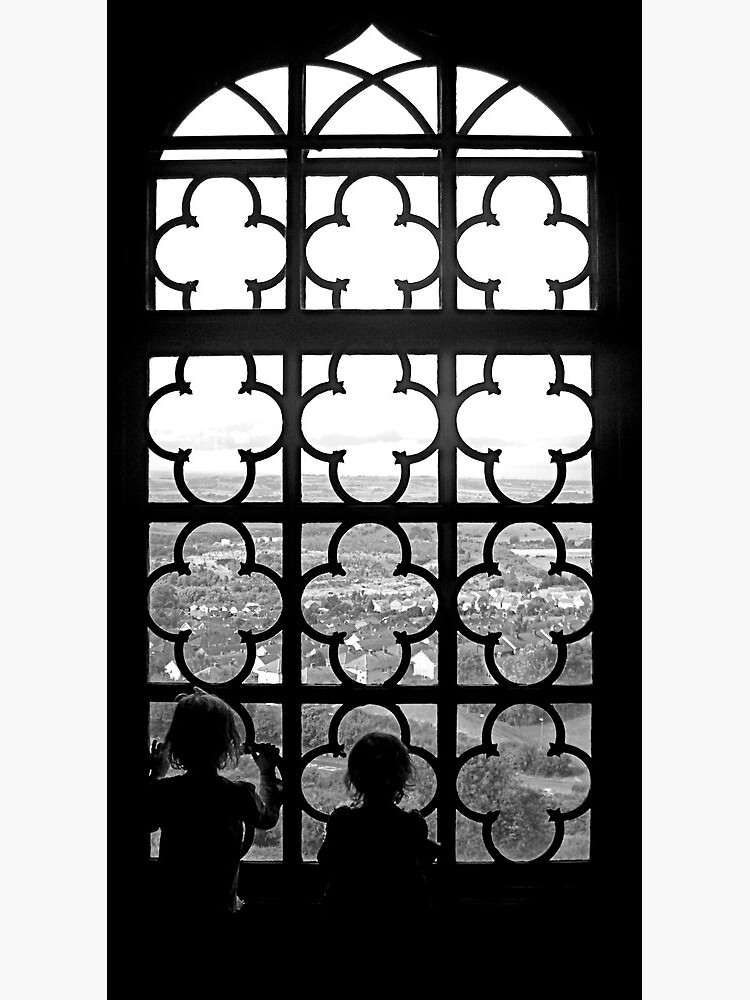 Looking through the window by robsteadman