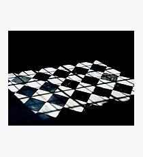 Light on the floor Photographic Print