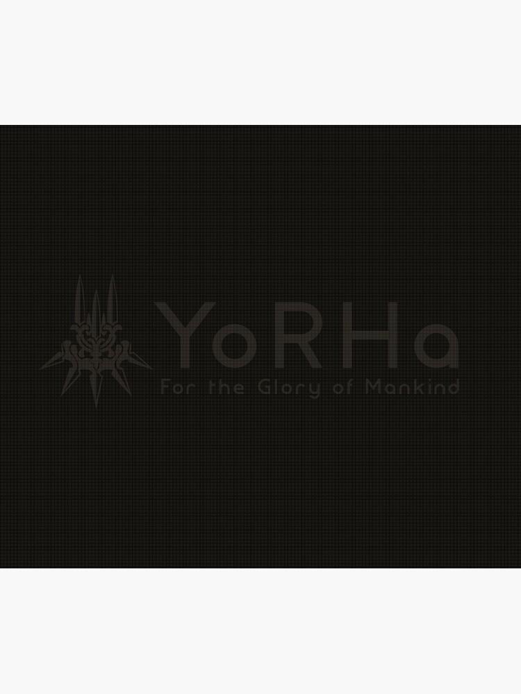 YoRHa - Loading screen by supanerd01