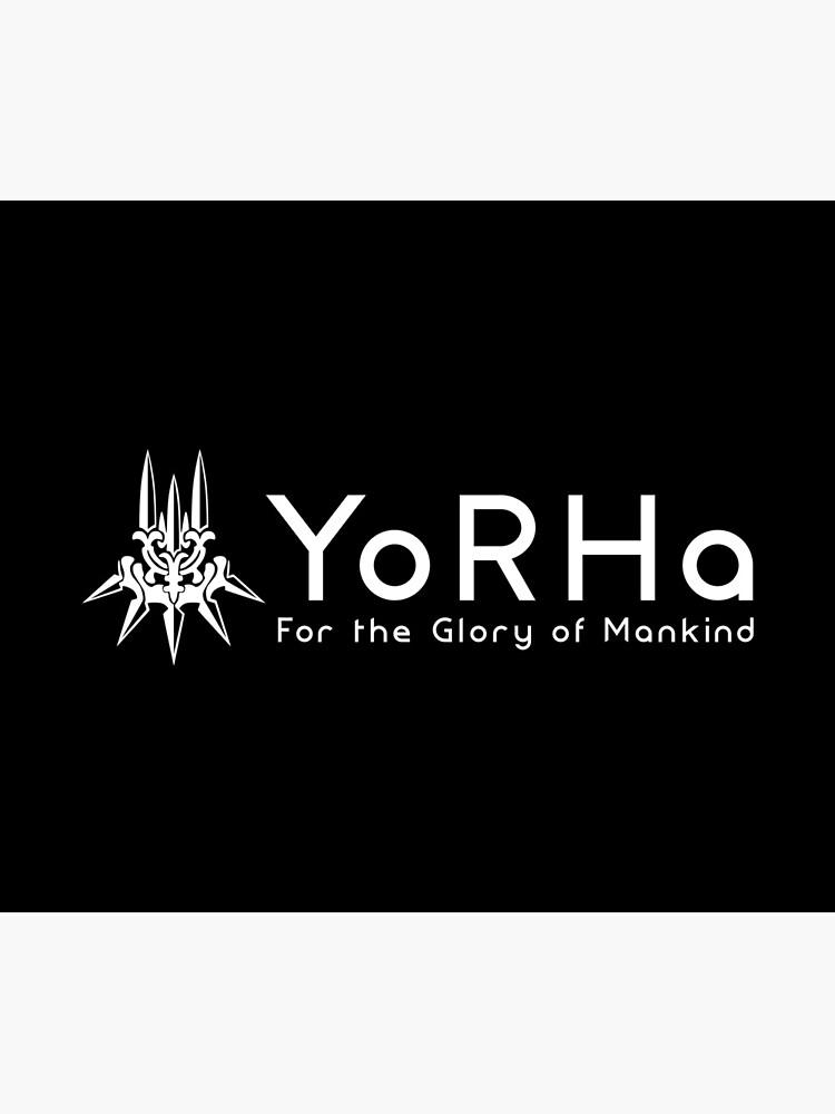 YoRHa - White by supanerd01