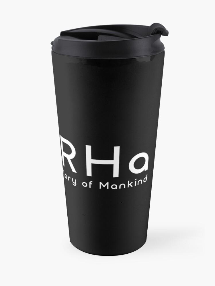 Alternate view of YoRHa - White Travel Mug