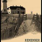 Cape Cod Coast Poster by Artist Dapixara