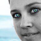 Blue Eyed Girl by ericafaye