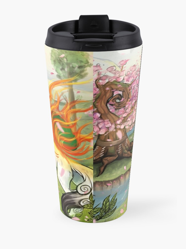 Alternate view of Okami Travel Mug