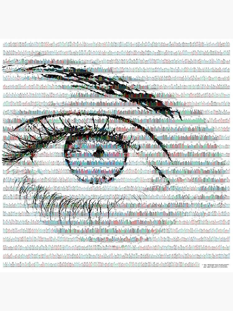 Blue eye colour variant by dansdna