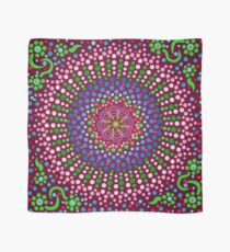 Delicious Singing Petals Mandala Scarf