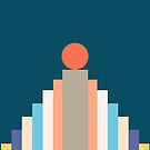 Sieg #illustration #geometrisch von Creativeaxle