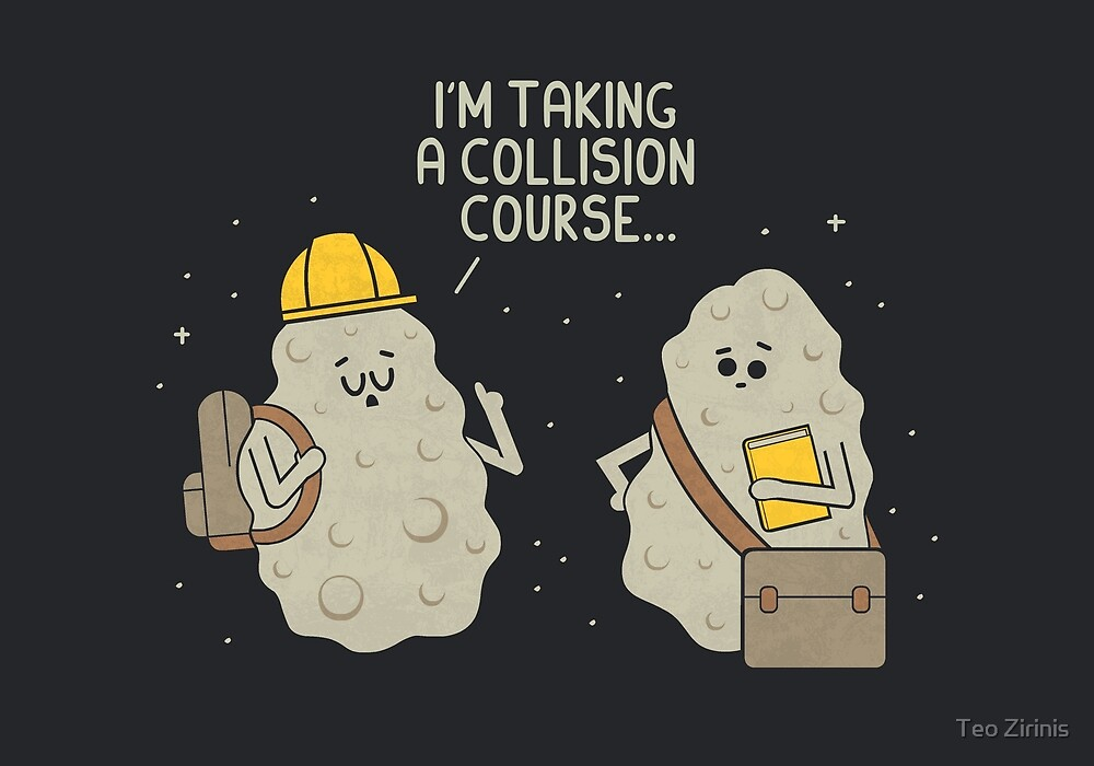 Collision Course by Teo Zirinis