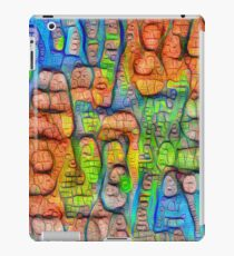 #Deepdreamed abstraction iPad Case/Skin