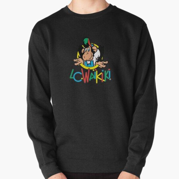 LC Waikiki Monkey Merchandise Pullover Sweatshirt