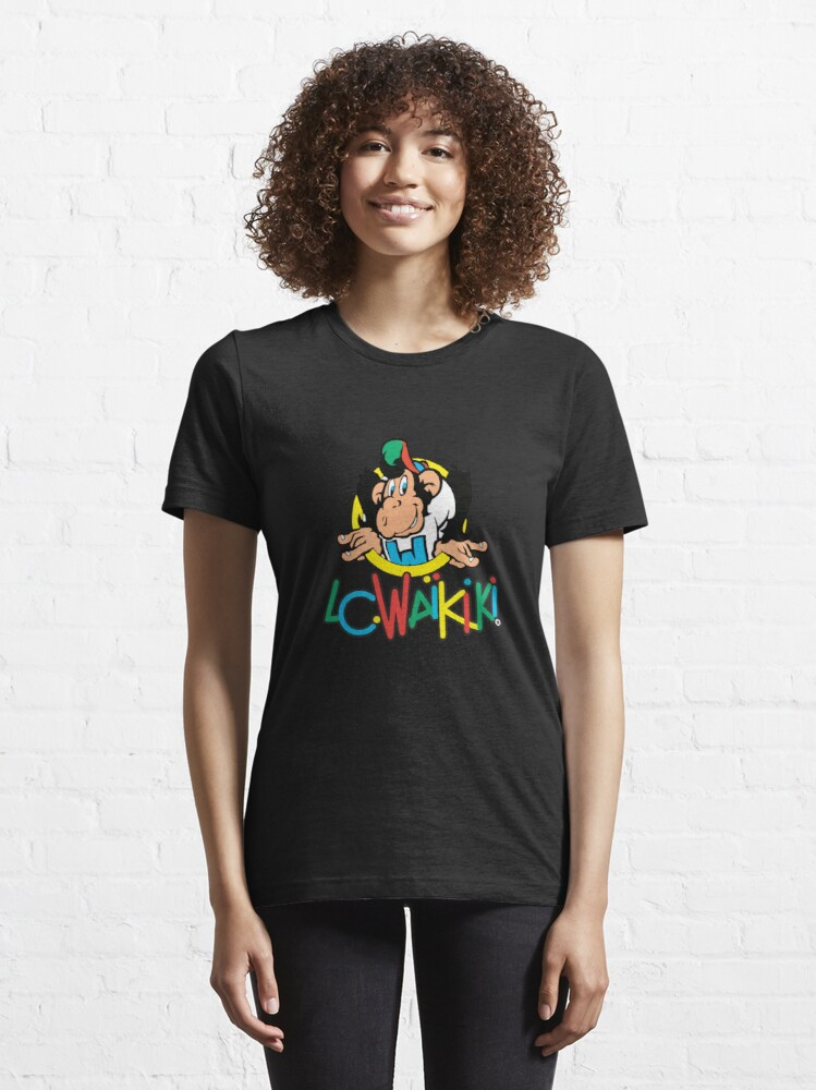 Alternate view of LC Waikiki Monkey Merchandise Essential T-Shirt