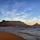 Cape Town: Table Mountain by Ruth Smith
