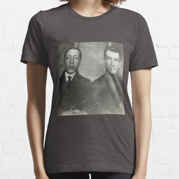 Igor Stravinsky and Maurice Ravel - Brilliant Composers Essential T-Shirt