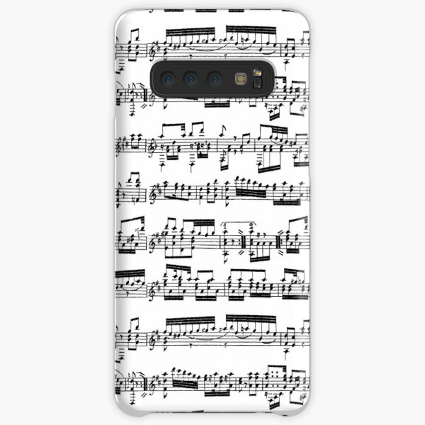 Sheet Music Samsung Galaxy Snap Case