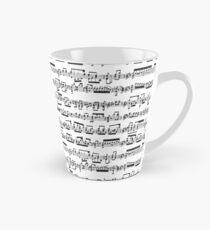 Sheet Music Tall Mug