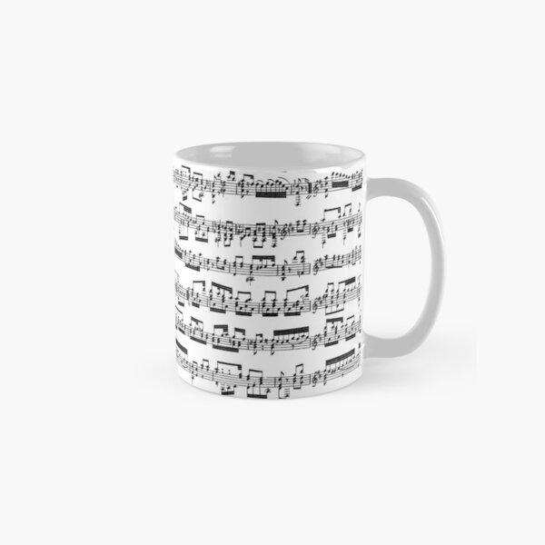 Sheet Music Classic Mug