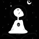 Lunar gaze by MarleyArt123