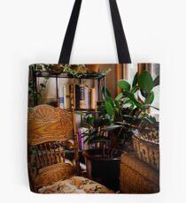 Cookbook Corner Tote Bag