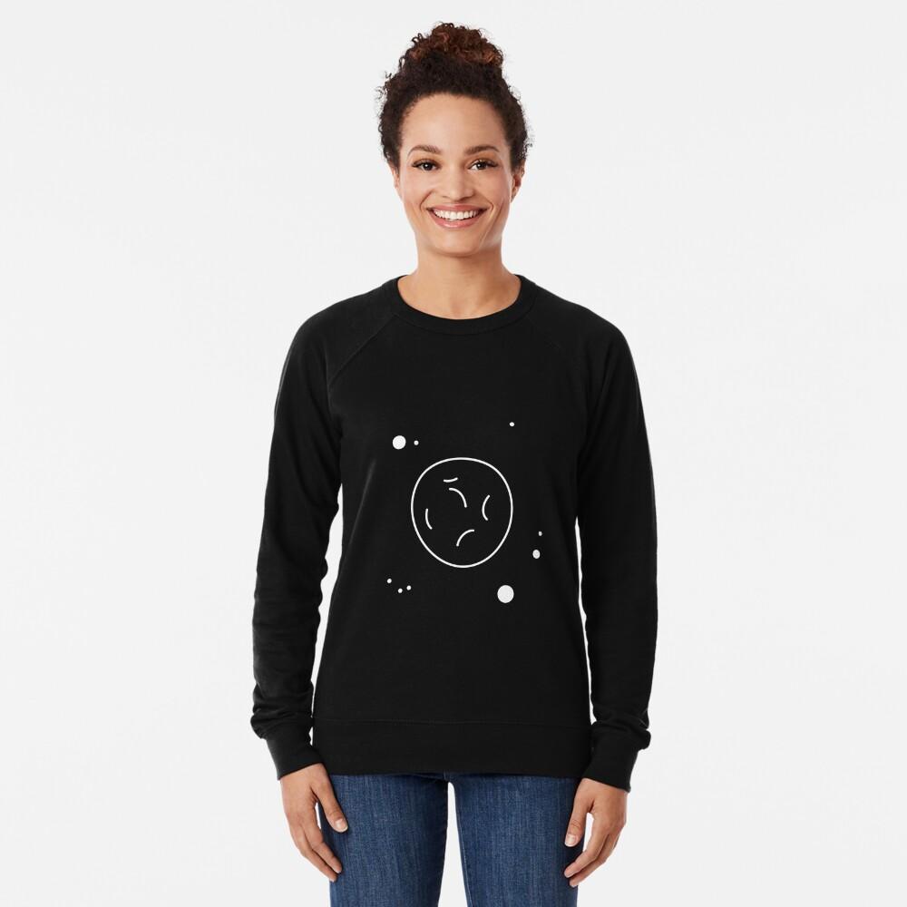 Asteroid Outline Lightweight Sweatshirt