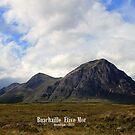Buachaille  Etive  Mor by Alexander Mcrobbie-Munro