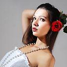 Wedding rose by aleksandra15