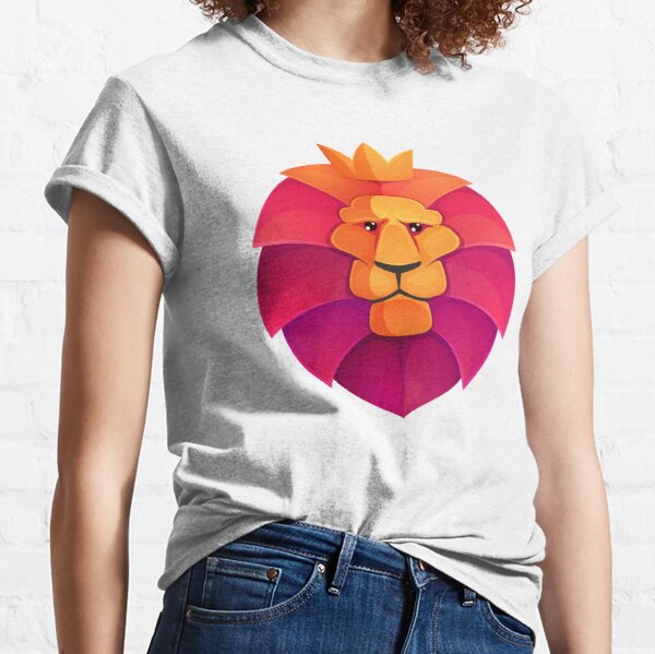 Crowned Lion Classic T-Shirt