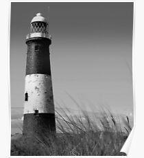Spurn Point, East Yorkshire Poster