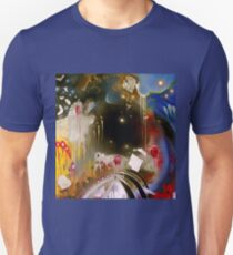 'Dancing in the Void' - Pink Floyd (No. 4 of the Rock Music Art Series) Unisex T-Shirt