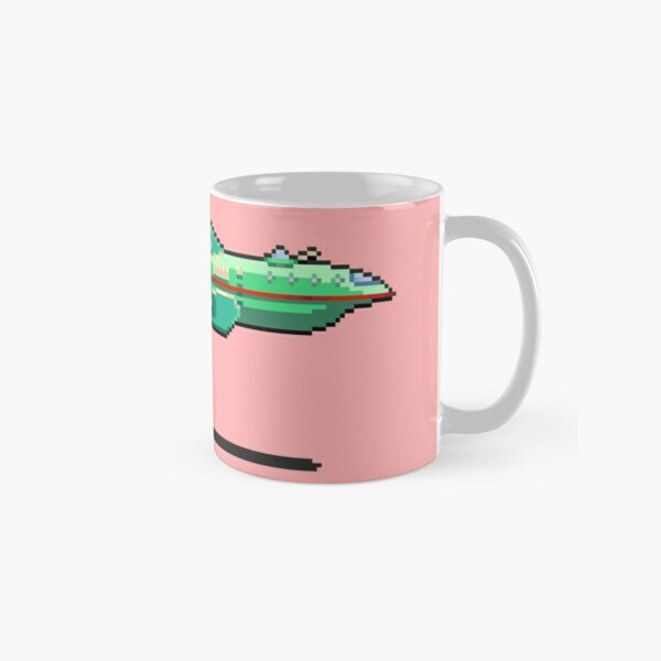 Space Delivery Ship Classic Mug