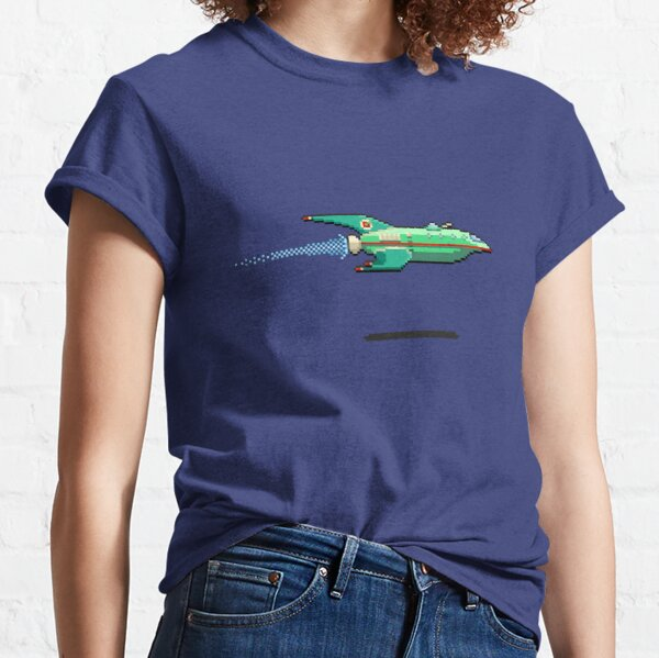 Space Delivery Ship Classic T-Shirt