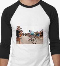 Vincenzo Nibali Men's Baseball ¾ T-Shirt