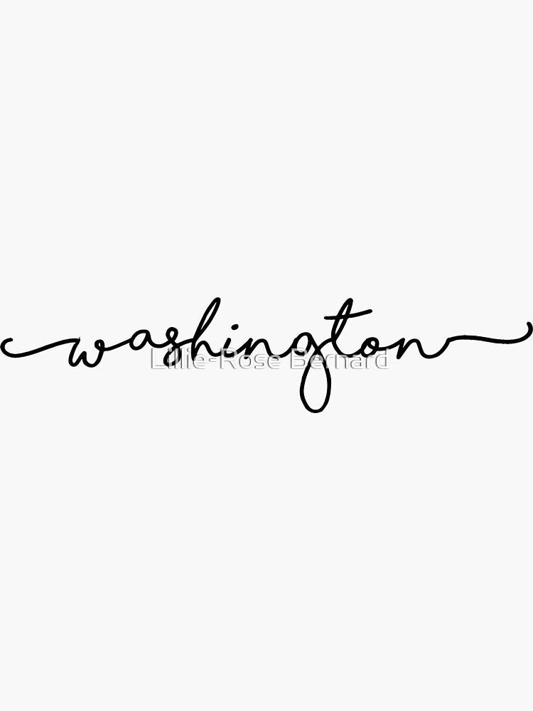 Washington von groquestudio