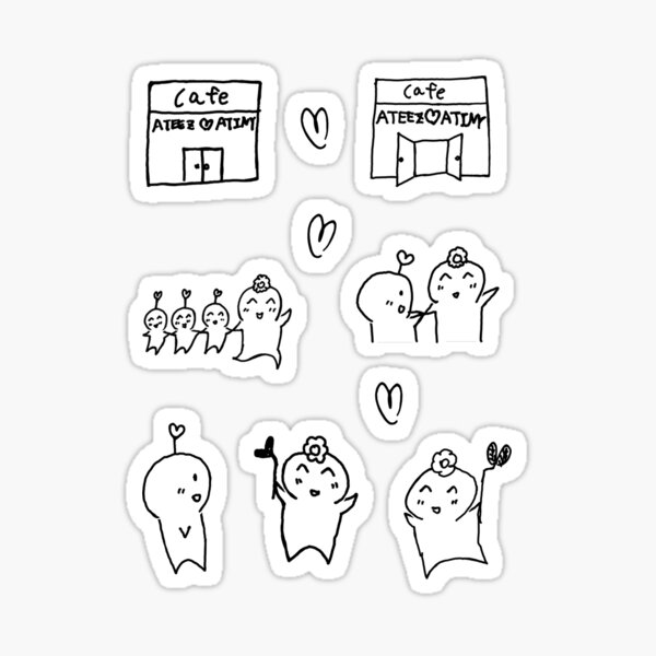 KYSTICKERS [SET 001] Sticker