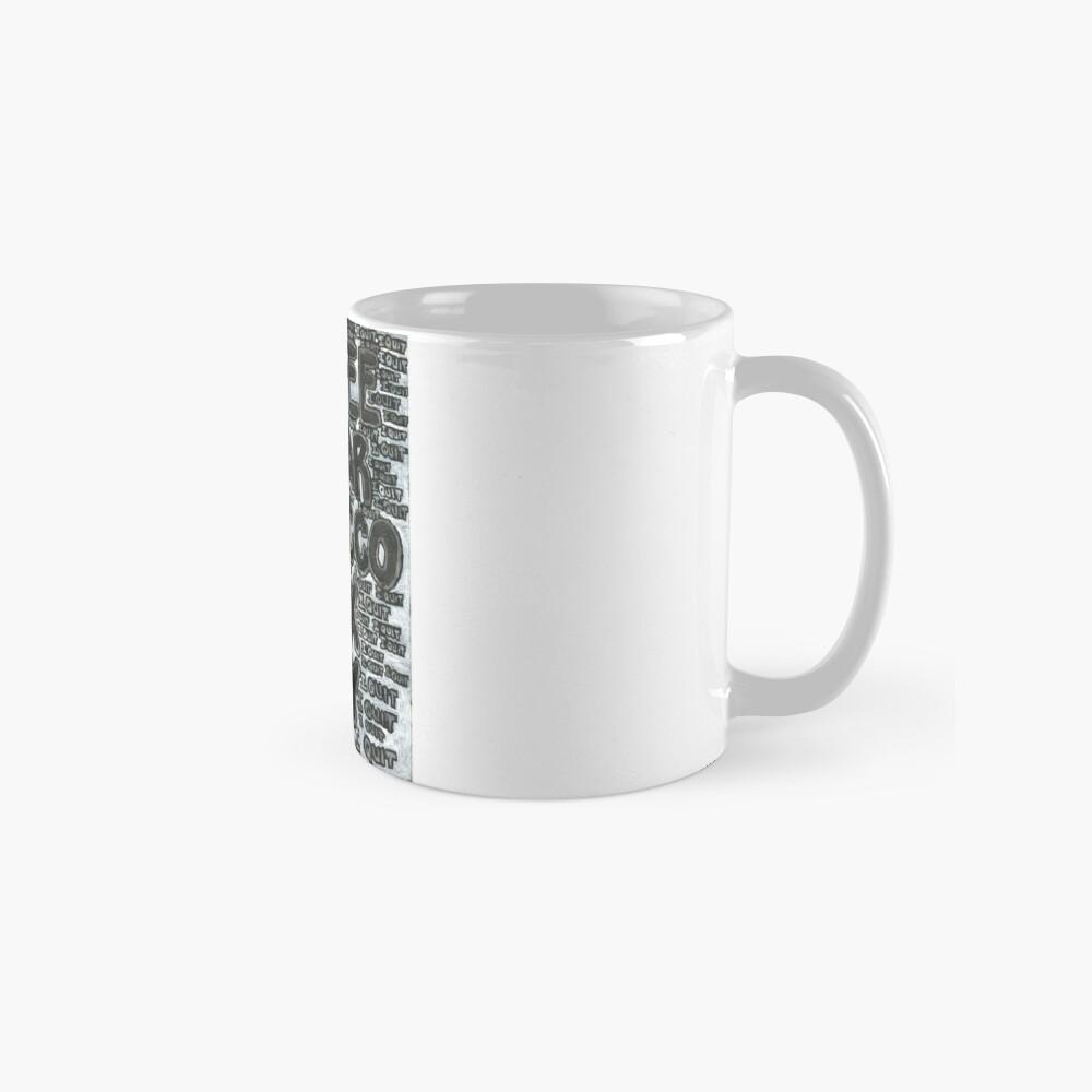 Addictions - Coffee, Sugar, Tobacco, Sex, Joy - I Quit Mug