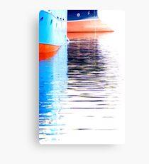 Trawlers Canvas Print