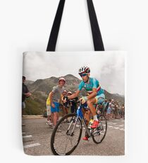 Vincenzo Nibali Tote Bag