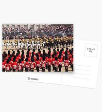 Trooping the Colour Postcards
