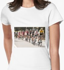 Chris Froome Women's Fitted T-Shirt
