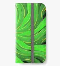 Palm Fronds Summer vibe iPhone Wallet/Case/Skin