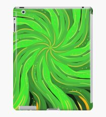 Palm Fronds Summer vibe iPad Case/Skin