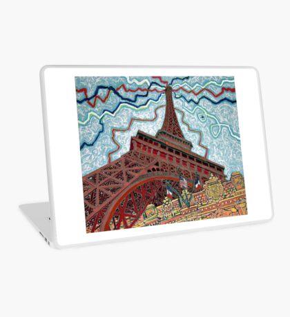 Paris, France, Las Vegas, Nevada, USA Laptop Skin