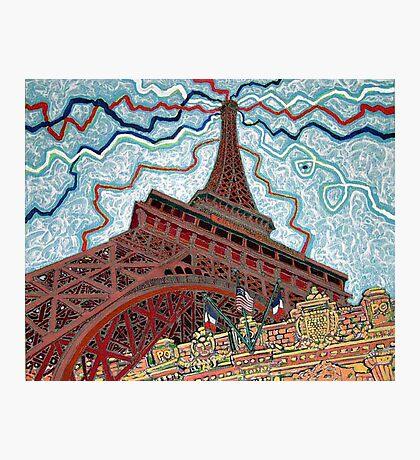Paris, France, Las Vegas, Nevada, USA Photographic Print