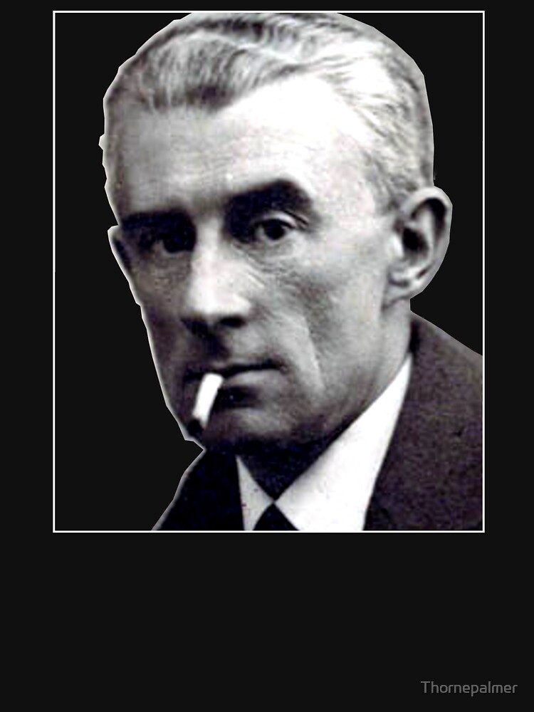 Maurice Ravel - Great French Composer by Thornepalmer