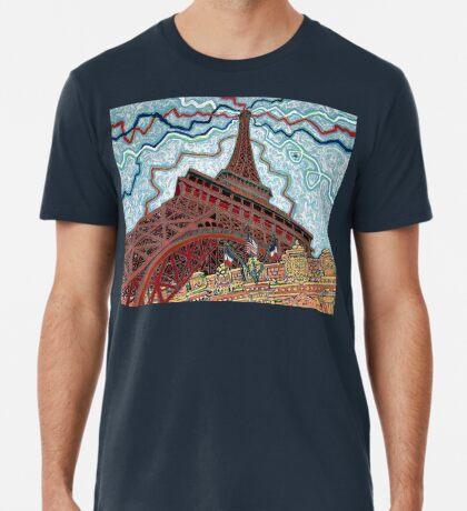 Paris, France, Las Vegas, Nevada, USA Premium T-Shirt