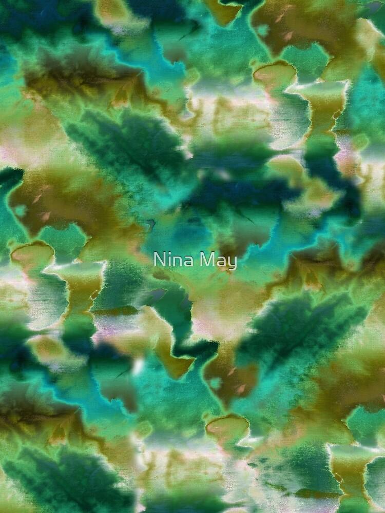 Tie Dye Cammo by ninabmay