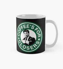 Kaffee ist für Closers Parodie Tasse (Standard)