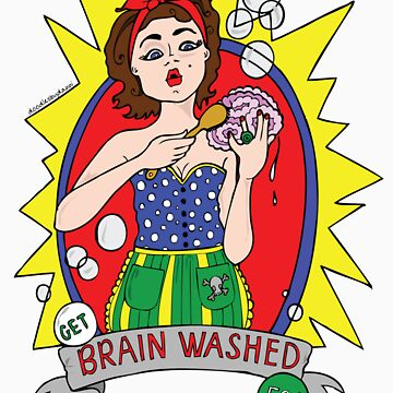 Brain Washed by doodlesbydanni