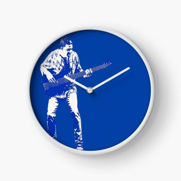 Oteil Shuffle (blue) Clock