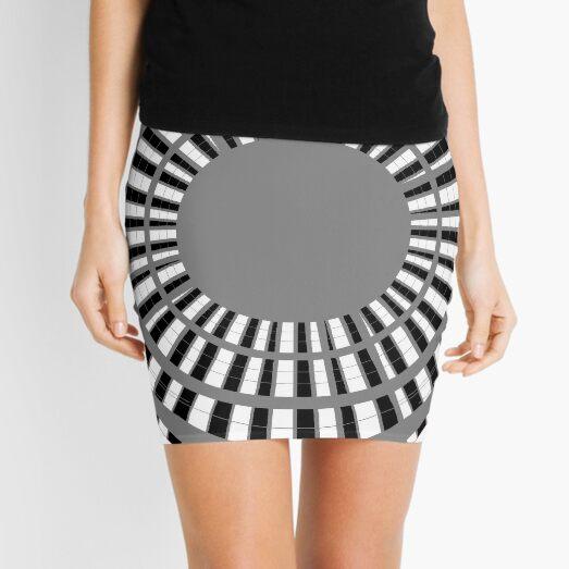 Visual Illusion #VisualIllusion Optical #OpticalIllusion #percept #reality Image Apparent Motion Mini Skirt