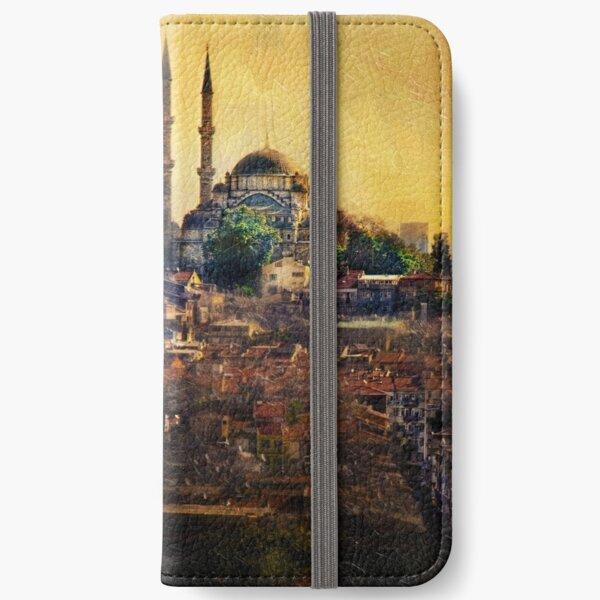 Istanbul Sunrise iPhone Wallet